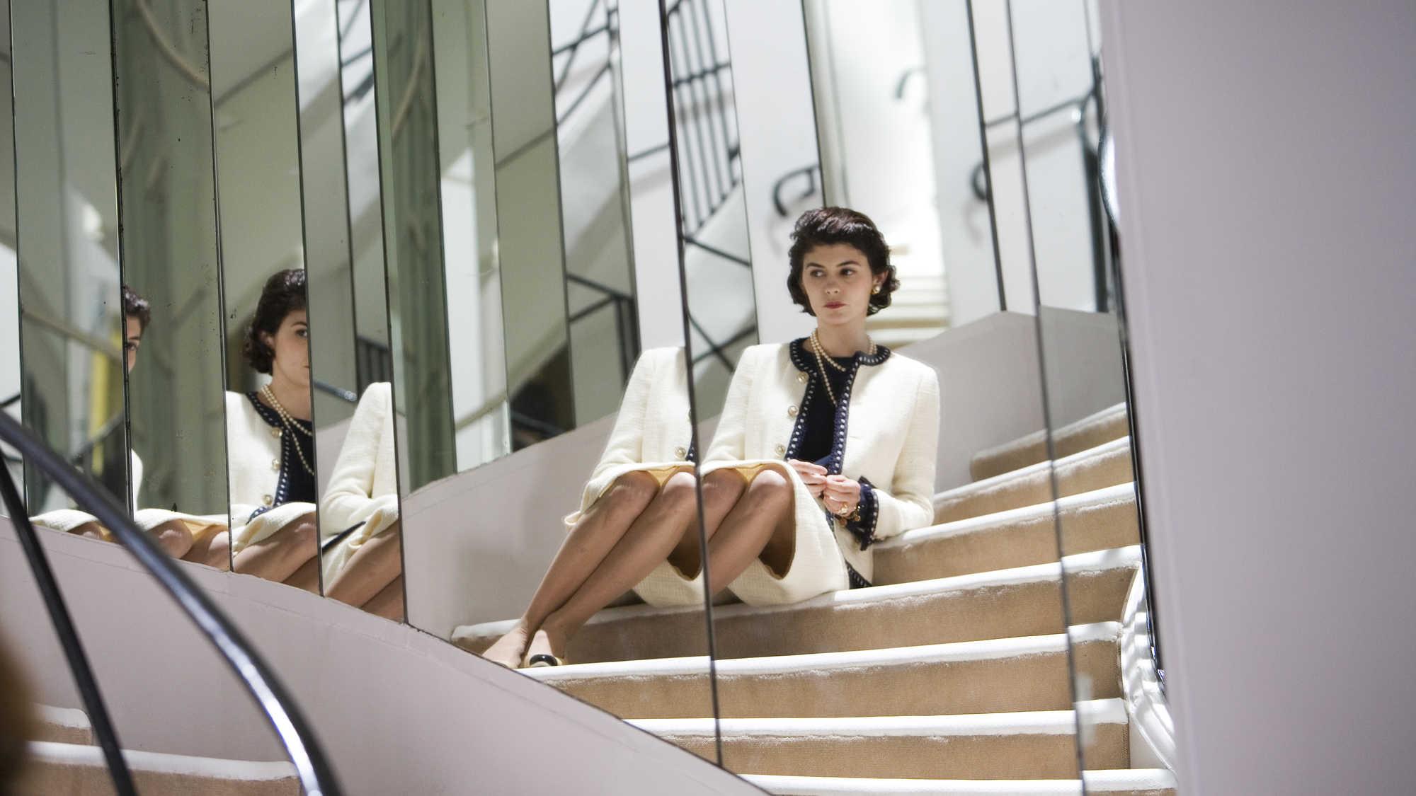 Coco Chanel filmy o modzie
