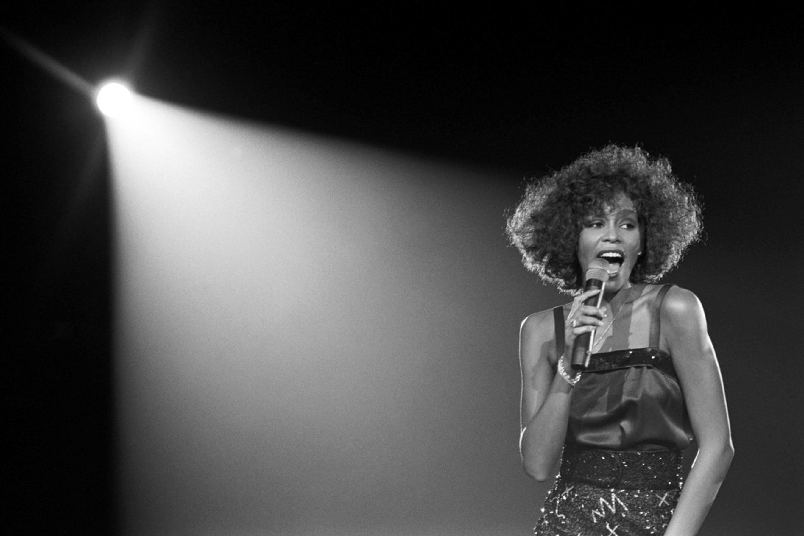 Film dokumentalny Whitney