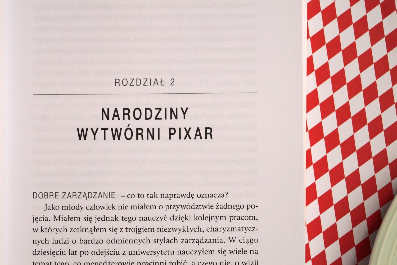 Książka Kreatywność S.A.recenzja