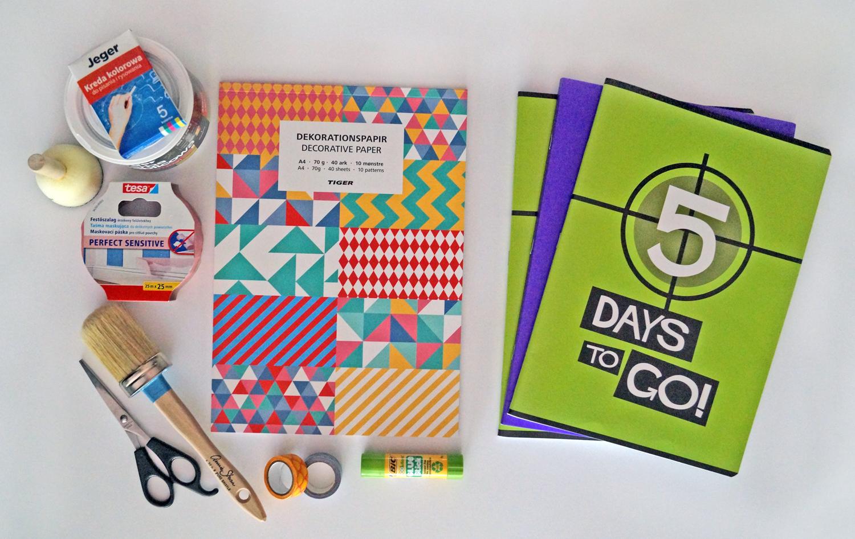 DIY Jak ozdobić zeszyt?
