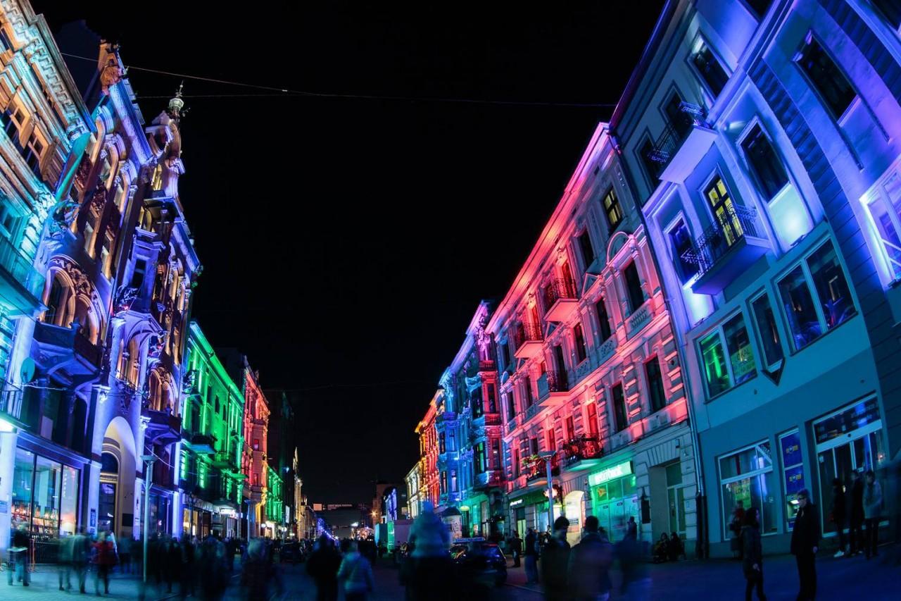 Light Move Festival 2018 w Łodzi
