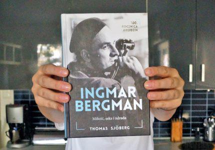 Książka Ingmar Bergman. Miłość, seks i zdrada