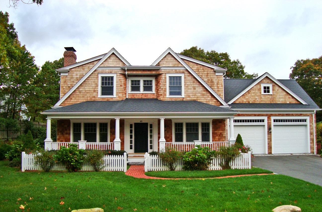 Amerykański dom