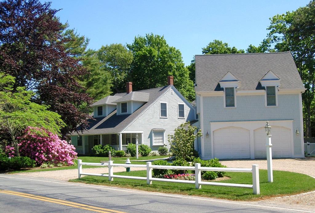 amerykańskie domy