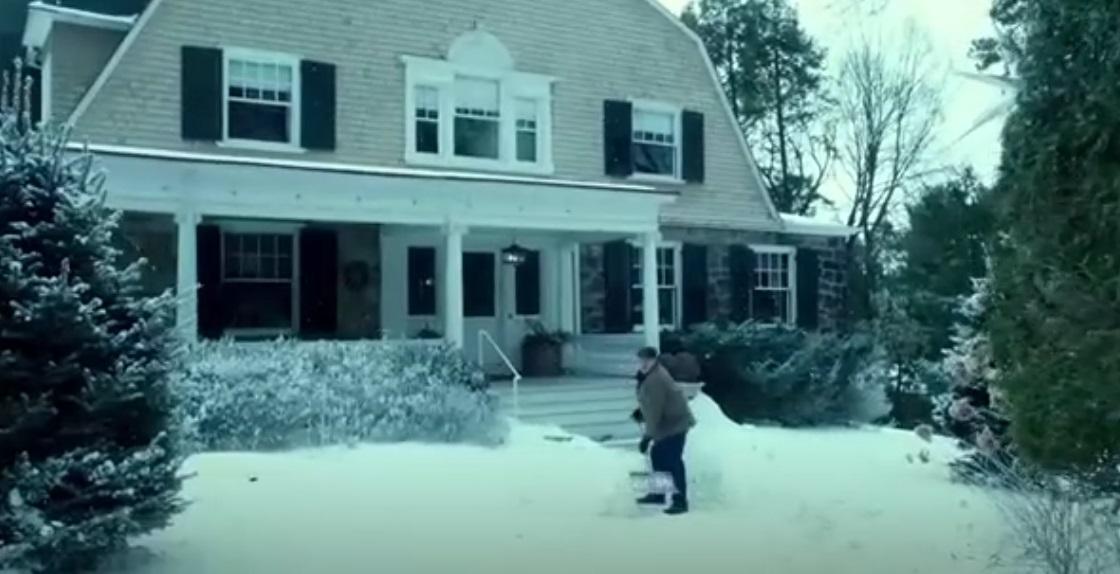 Kochajmy się od święta - filmowy dom