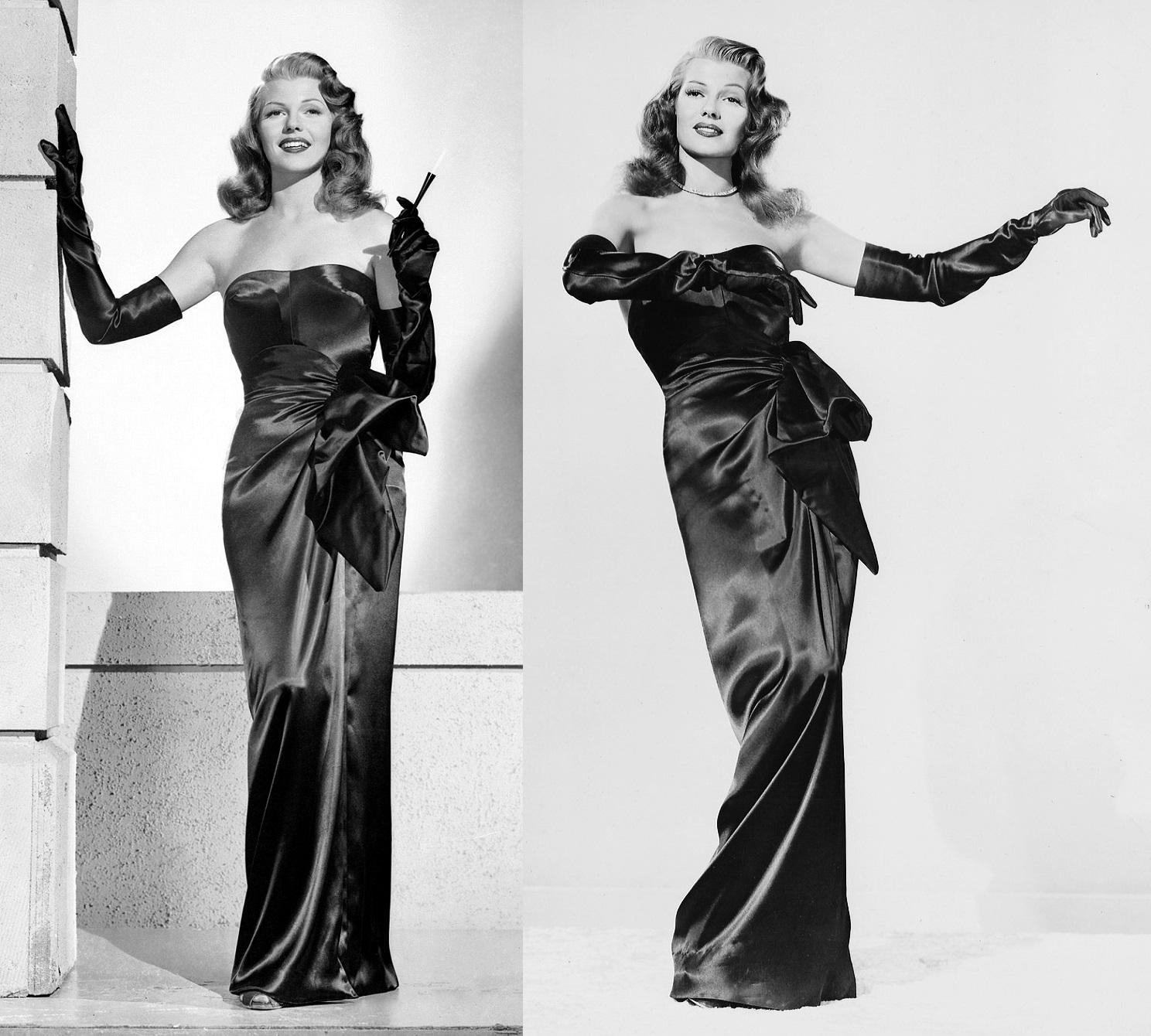 Gilda sukienka - Rita Hayworth