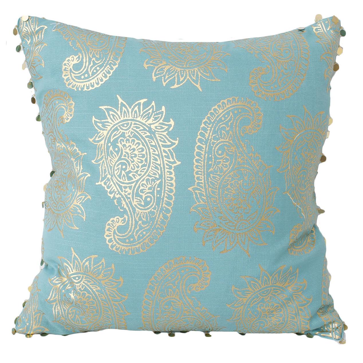 wzór paisley poduszka