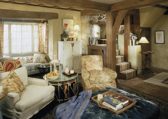 Dom z filmu Holiday - Rosehill Cottage