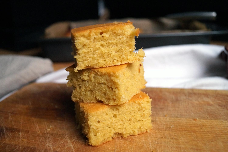 Chleb kukurydziany - kuchnia amerykańska