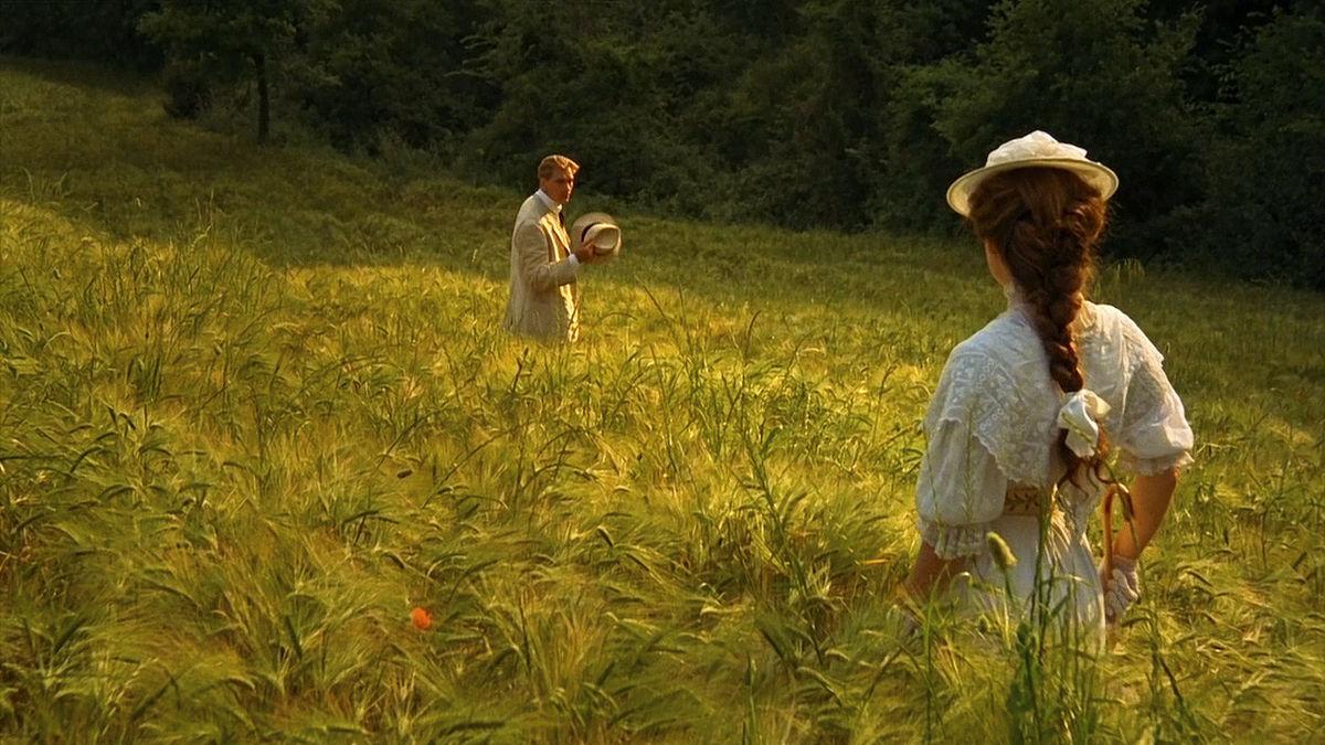 Toskania w filmach. Pokój z widokiem