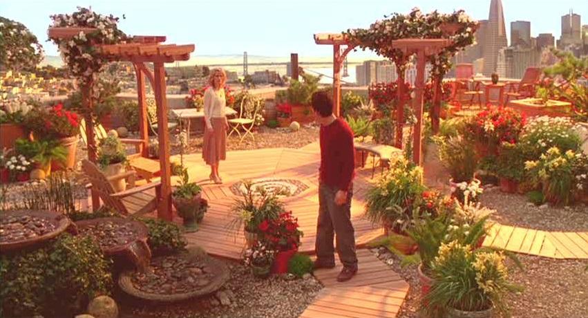 Najpiękniejsze ogrody z filmów - Jak w niebie