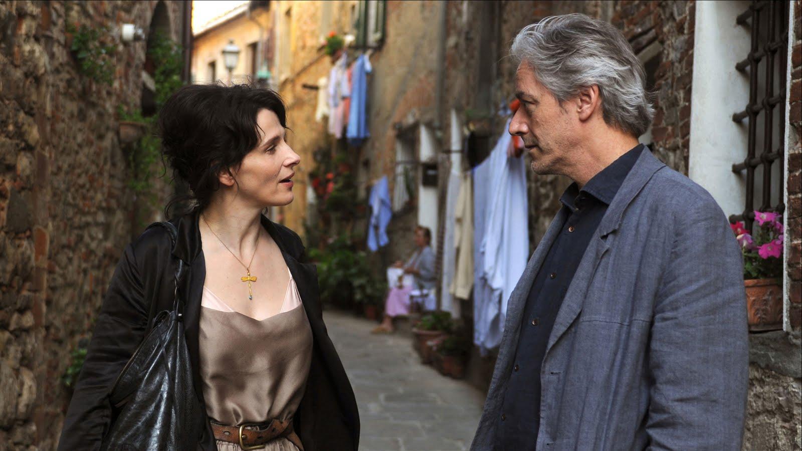 Toskania w filmach - zapiski z toskanii