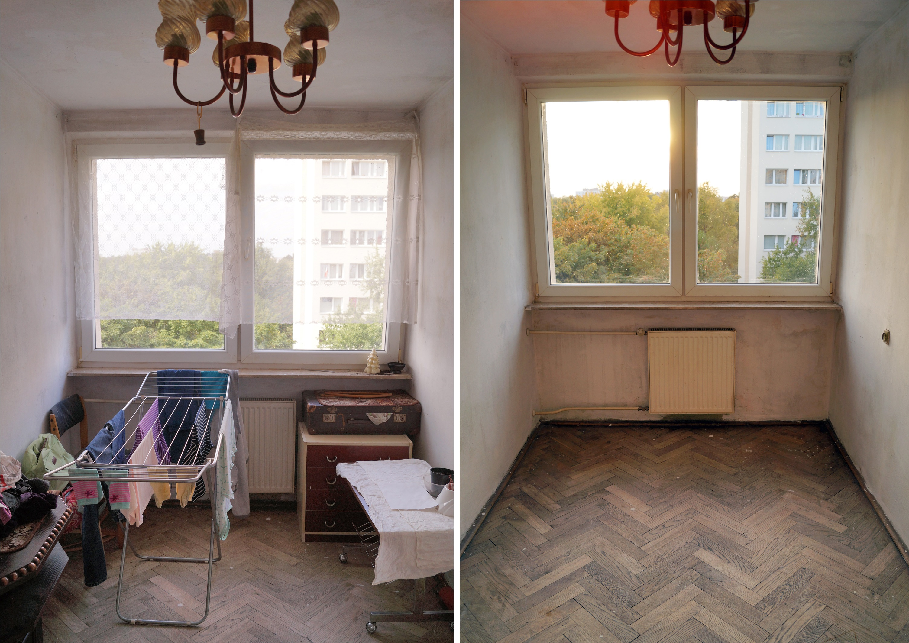 Przygotowanie mieszkania do remontu