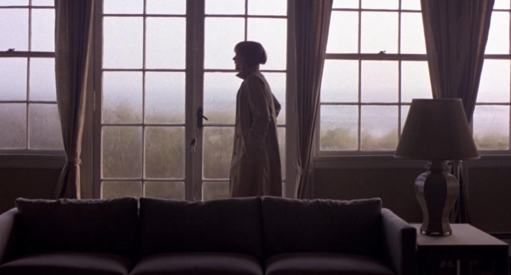 Wnętrza - woody Allen film