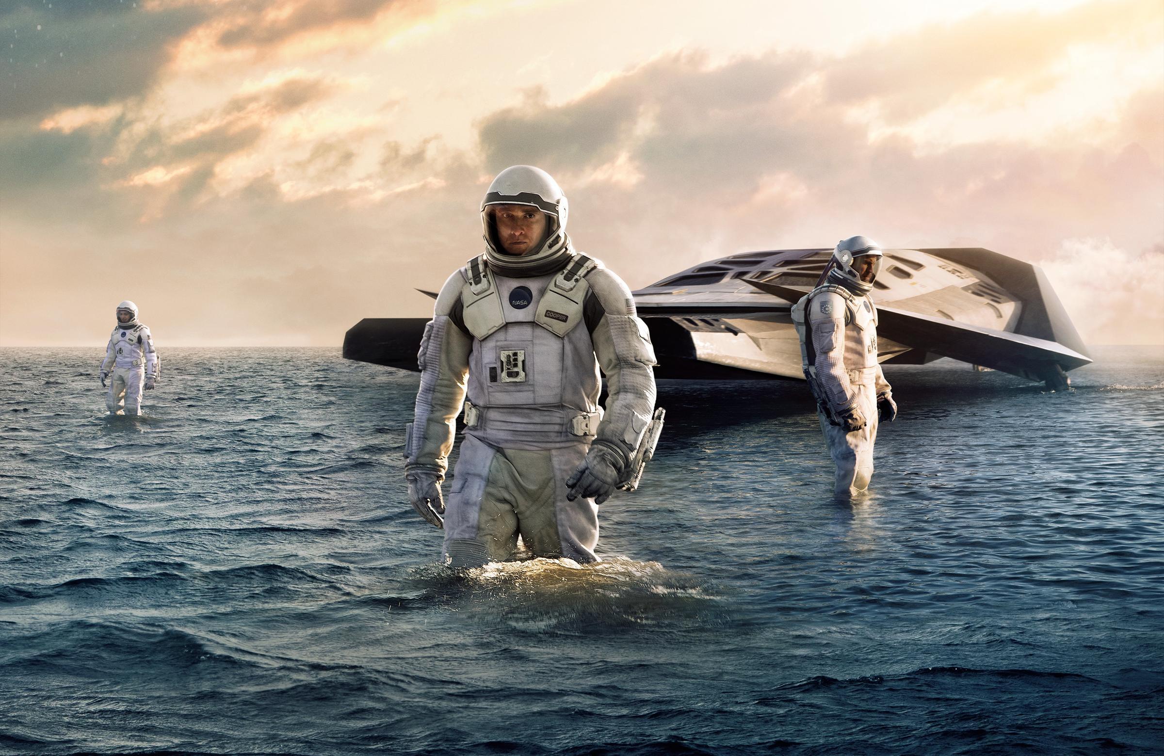 Filmy skłaniające do myślenia - Interstellar