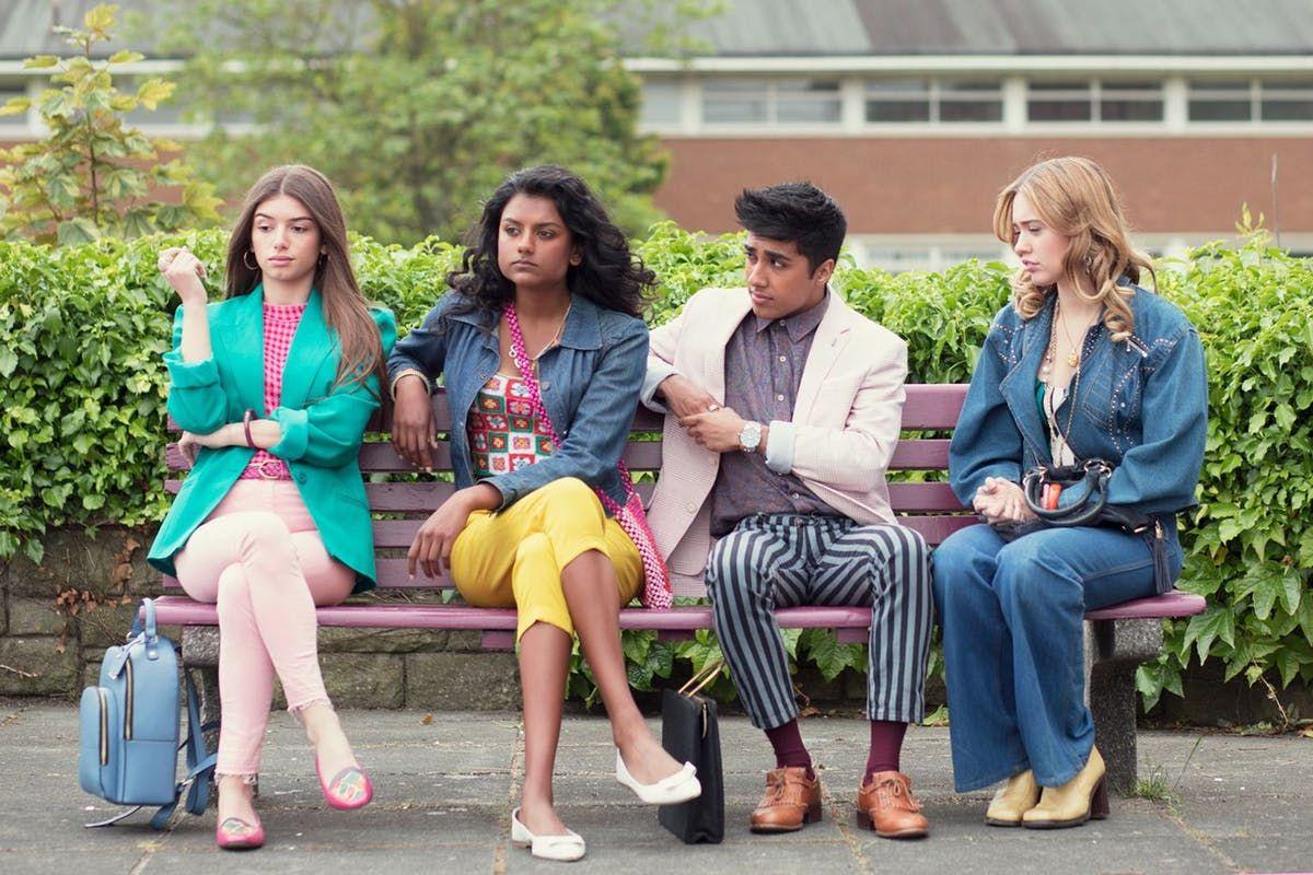 Filmy młodzieżowe - Sex Education