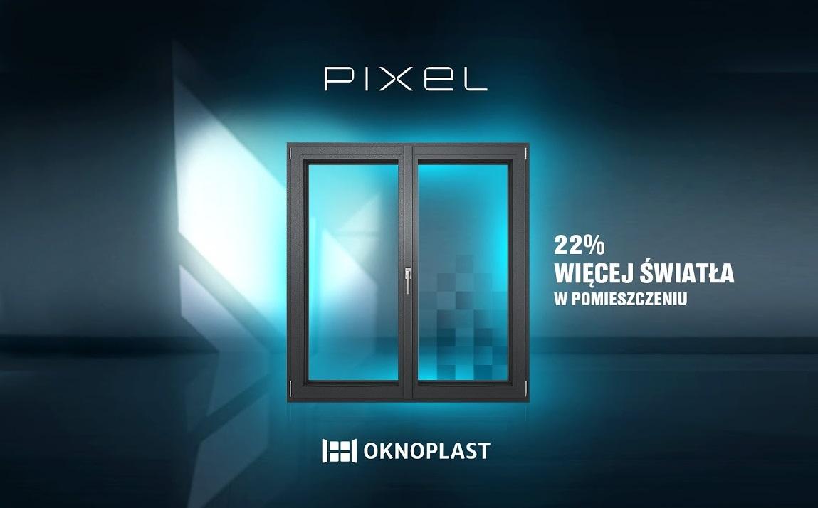 Okno Pixel Oknoplast