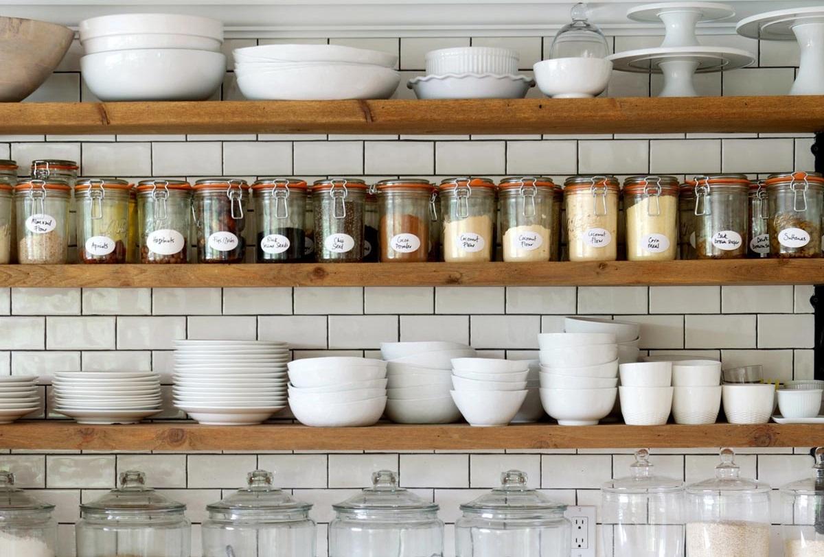 Półka na przyprawy do kuchni