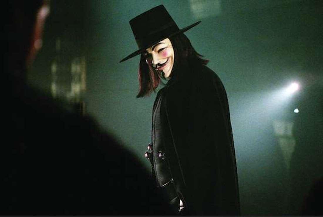 Filmy skłaniające do myślenia V for Vendetta
