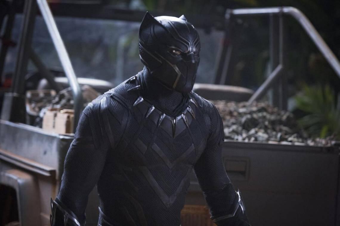 Czarna pantera kostiumy