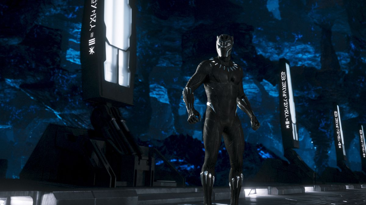 Czarna pantera, jak wygląda Wakanda