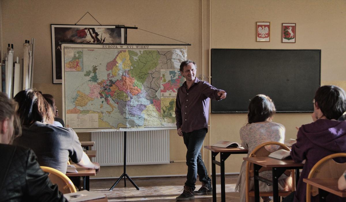 Najlepsze filmy o nauczycielach. Szkoła na ekranie
