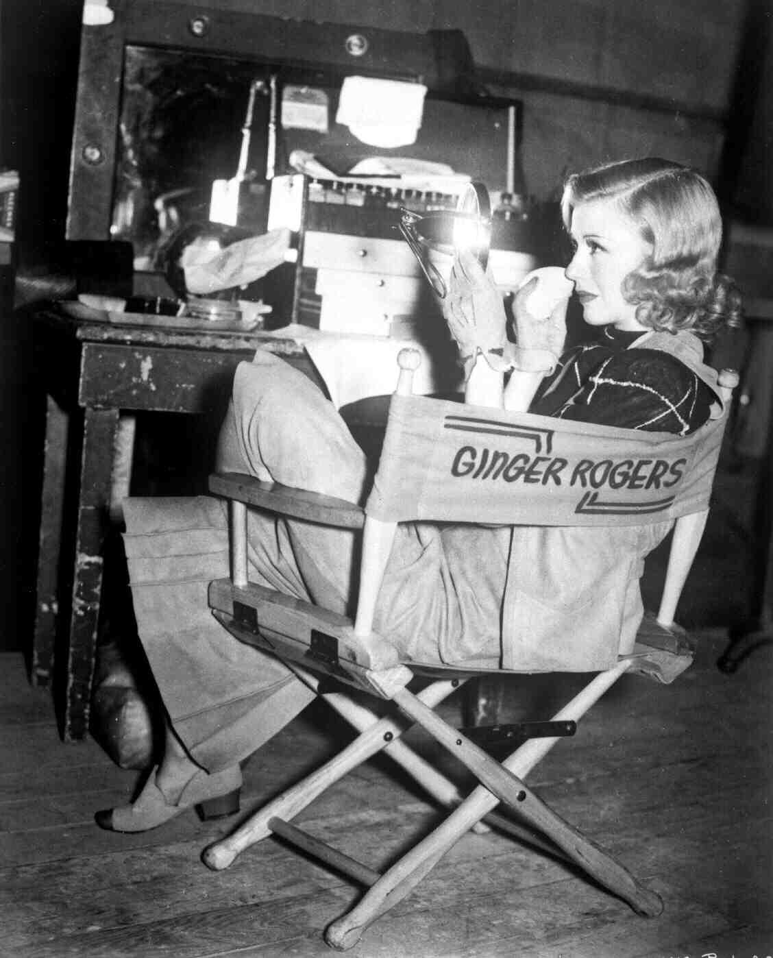 Krzesło reżysera