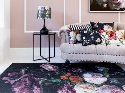 Nowoczesny dywan do salonu. Jaki dywan wybrać?