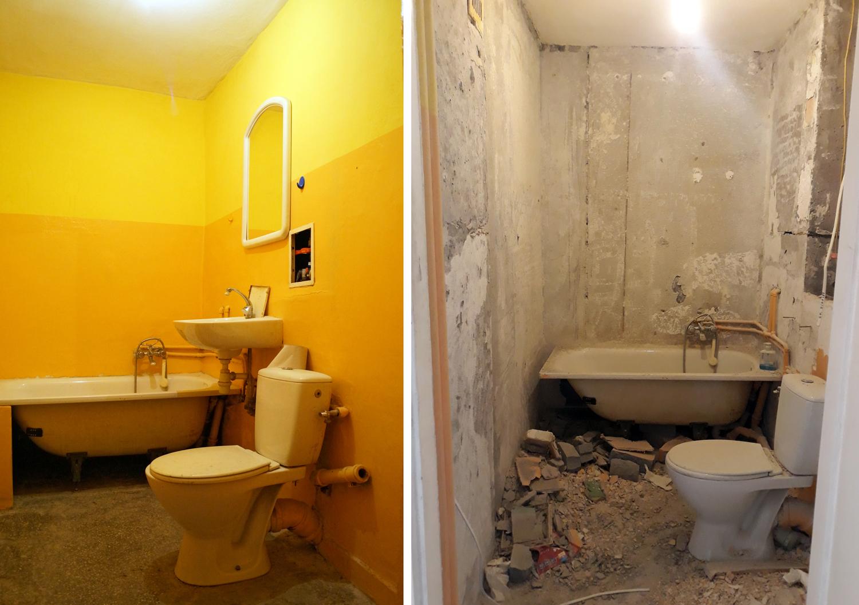 Jak usunąć stara farbę ze ściany?