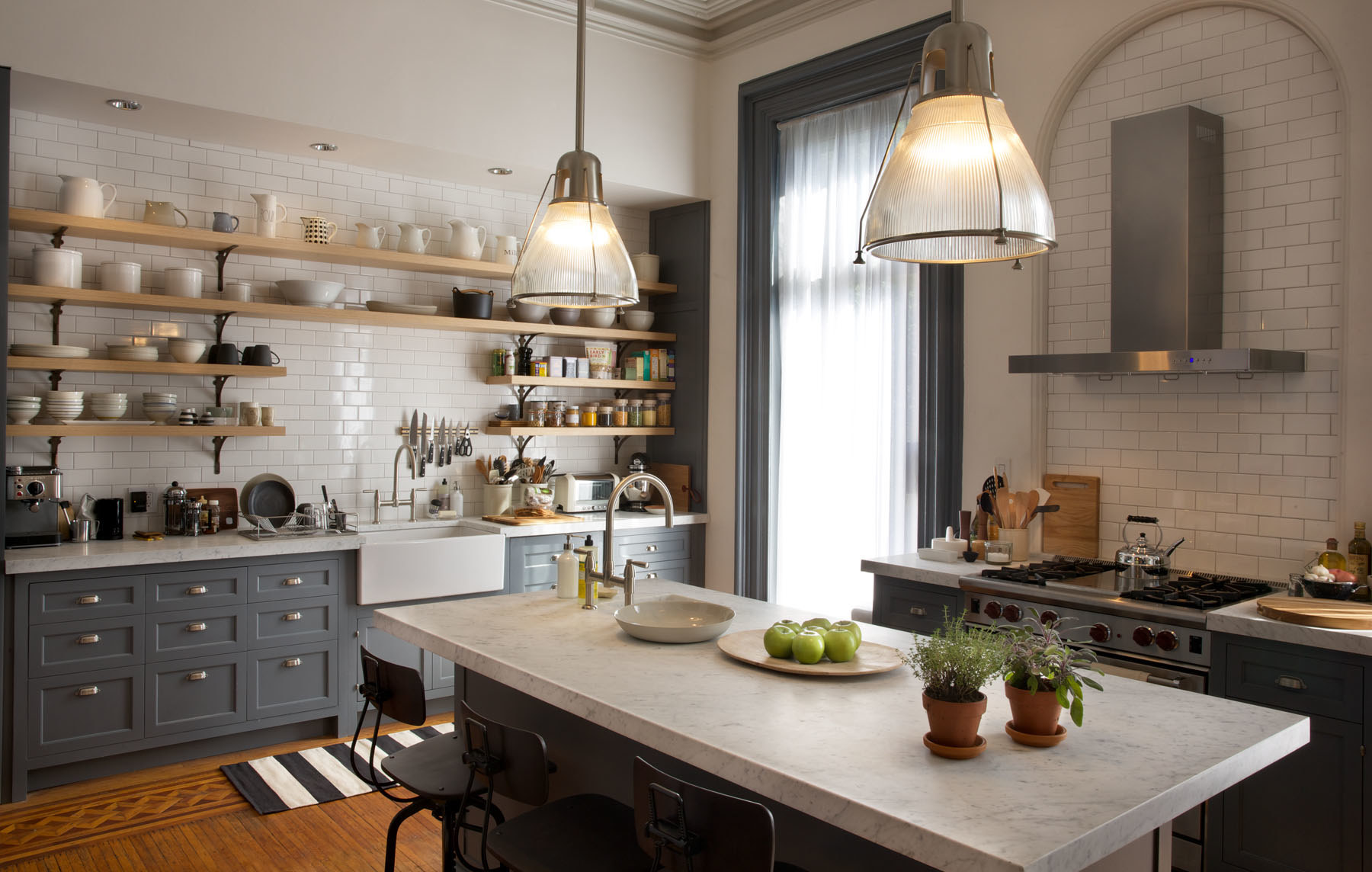 Szara kuchnia. Projekty szarych kuchni