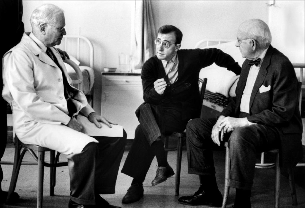 Najlepsze filmy Woody'ego Allena: Zelig