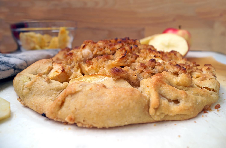 Crostata jabłkowa, czyli rustykalna tarta prosto z Włoch