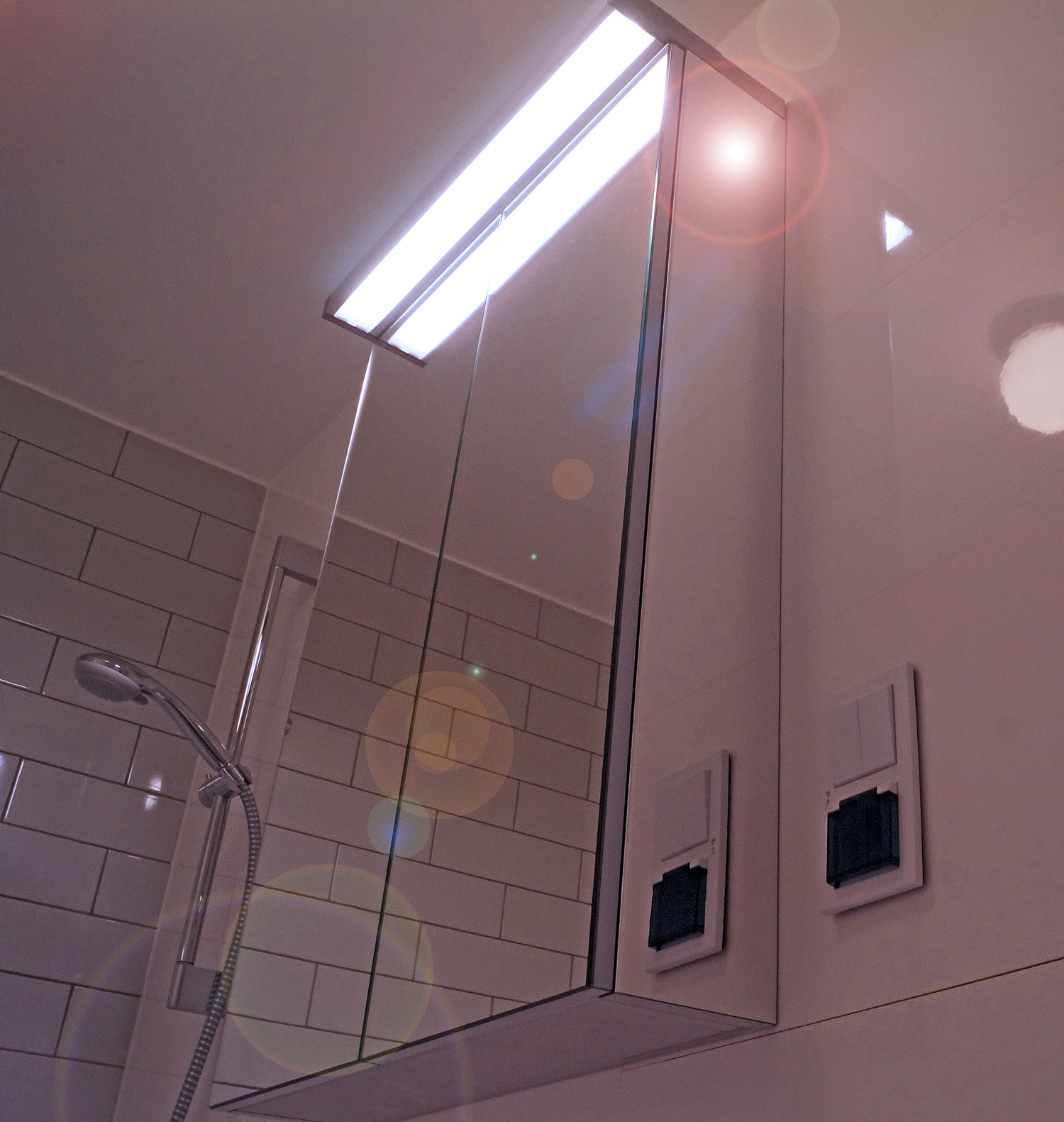Jaki osprzęt elektryczny do łazienki?