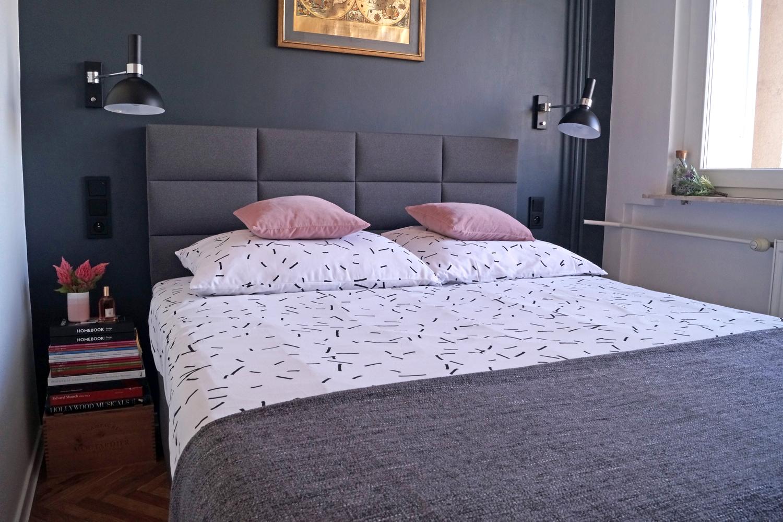 Metamorfoza sypialni w bloku - zdjęcia przed i po