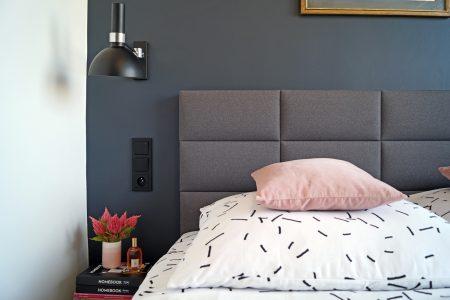Gniazda i łączniki do sypialni - jakie wybrałam?