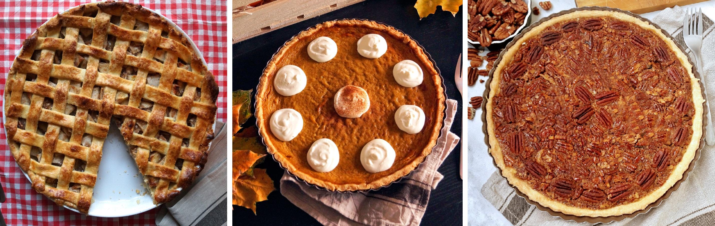 Co Amerykanie jedzą na Dzień Dziękczynienia Thanksgiving Day