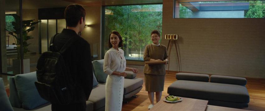 """Dom z filmu """"Parasite"""" - symbol luksusu i nierówności społecznych"""