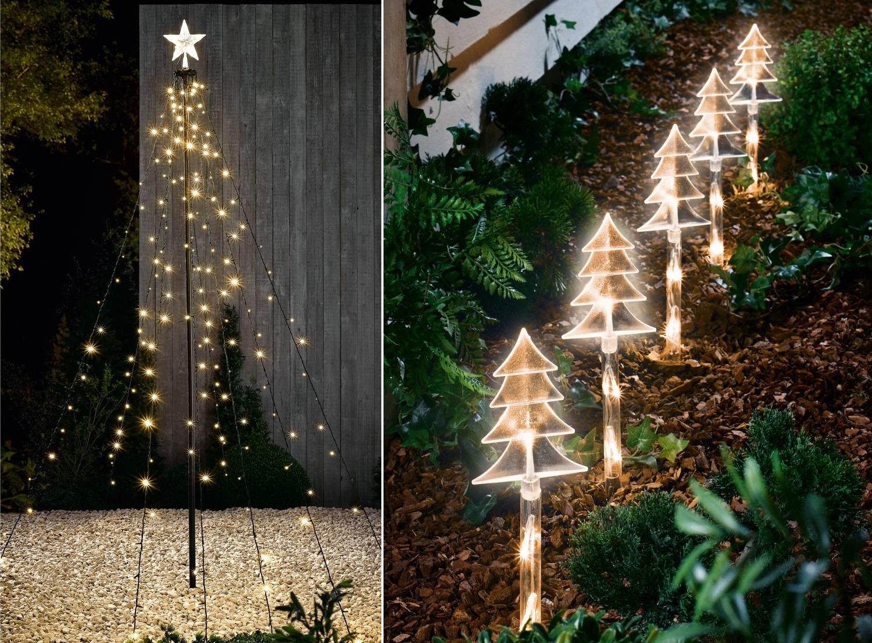 Oświetlenie świąteczne: Lampy choinkowe, dekoracyjne na święta