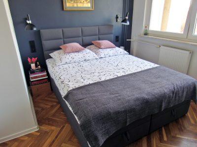 Dlaczego wybrałam łóżko kontynentalne do swojej sypialni?
