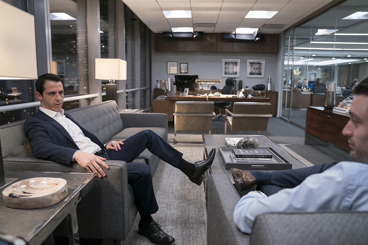 """Luksusowe wnętrza z serialu """"Sukcesja"""". Przepych na wyciągniecie ręki"""