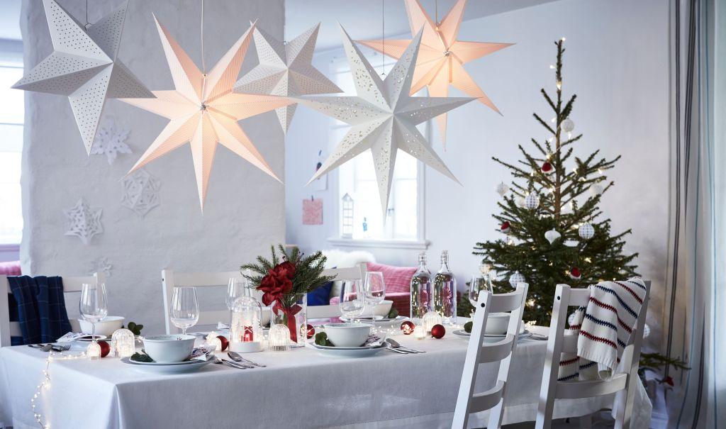 ozdoby świąteczne 2019: trendy dekoracyjne na Boże Narodzenie