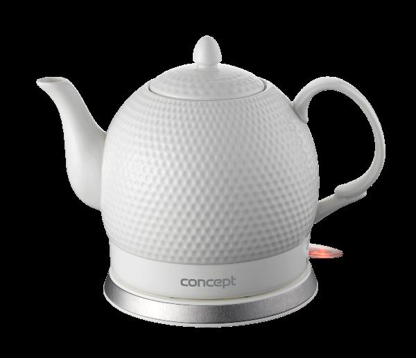 Ceramiczne czajniki elektryczne do stylowej kuchni