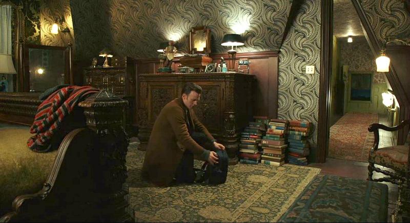 """Dom z filmu na """"Na noże"""""""