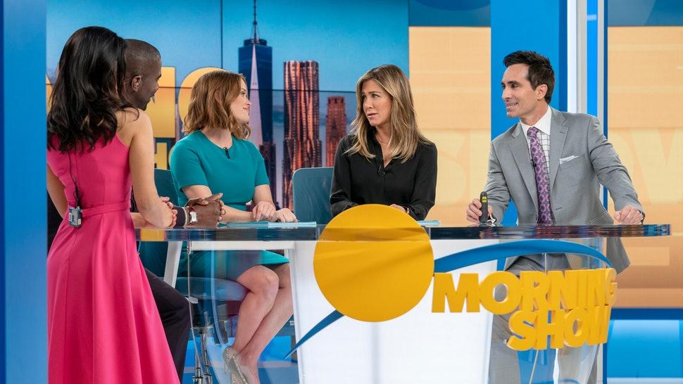 """""""The Morning Show"""": Jak mieszkają gwiazdy telewizji?"""