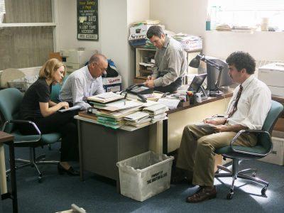 TOP 10: Najlepsze filmy o dziennikarzach i dziennikarskich śledztwach
