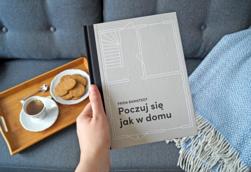 """""""Poczuj się jak w domu"""" książka o urządzaniu wnętrz"""