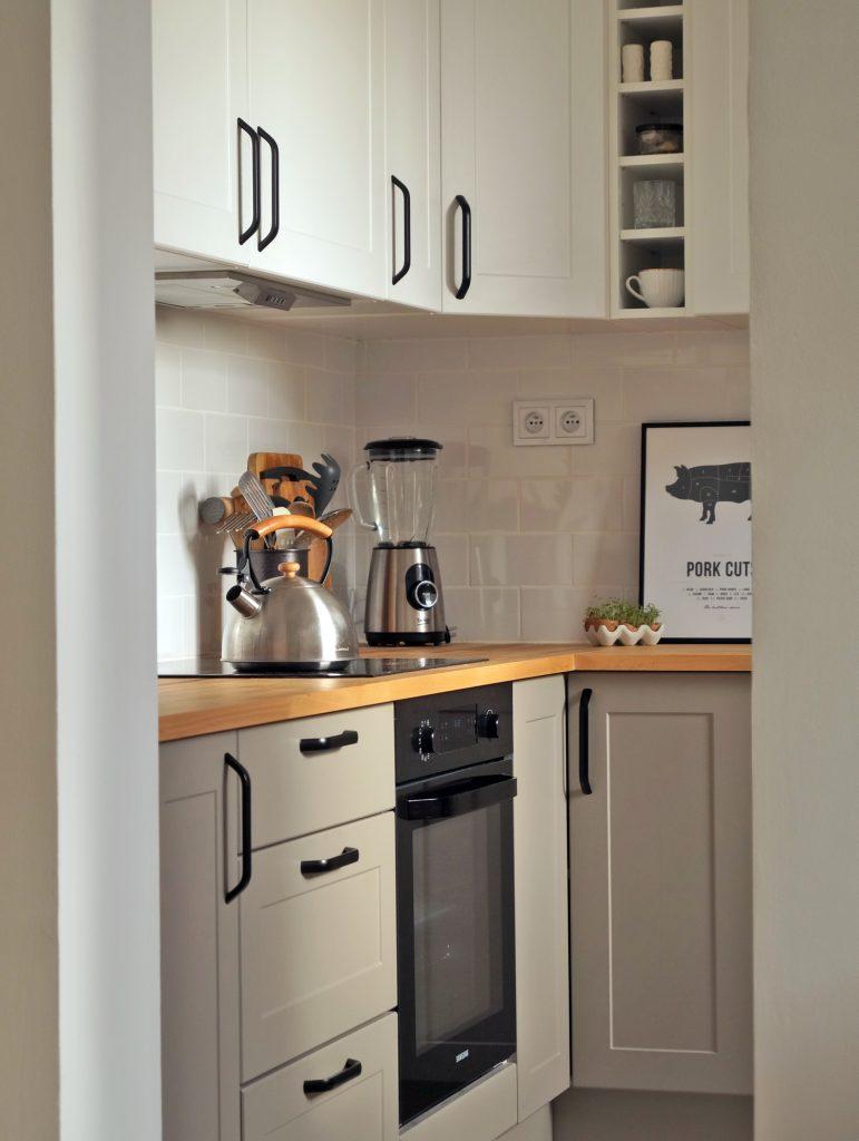 Metamorfoza kuchni w bloku. Zdjęcia przed i po