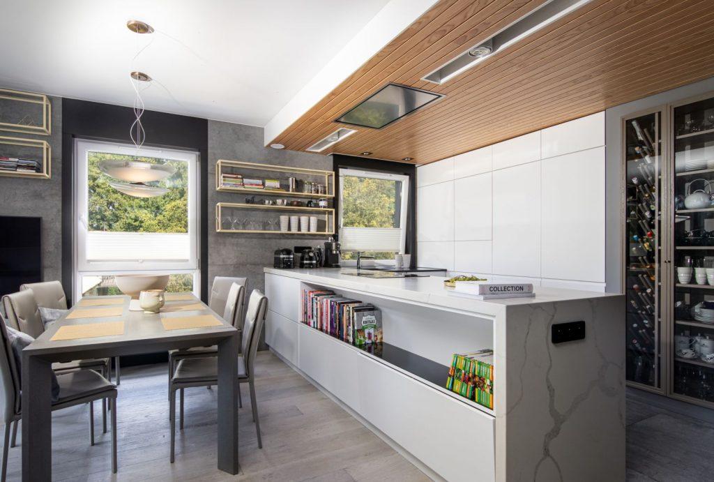 Aranżacja kuchni - inspiracje z polskich mieszkań i domów