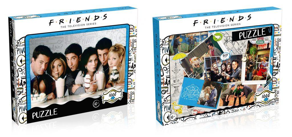 """Rzeczy dla fanów """"Przyjaciół"""" - koszulki, kubki i znacznie więcej"""