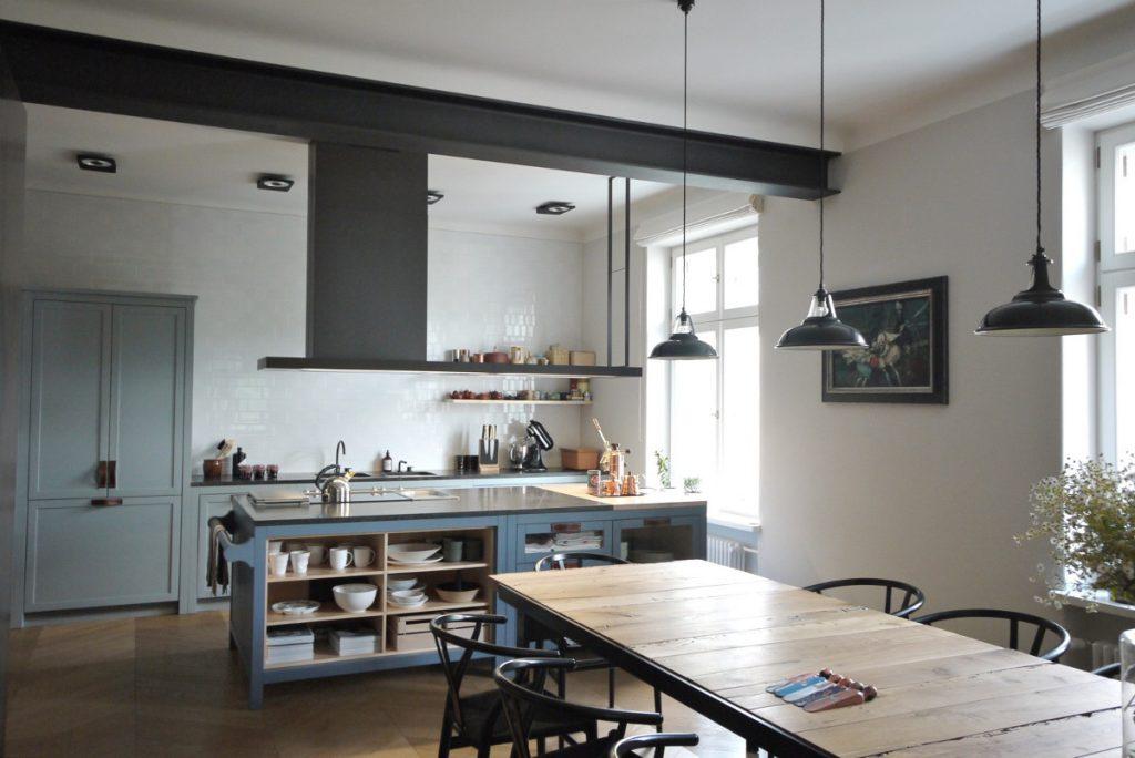 Kuchnia industrialna - jak urządzić? Inspiracje i porady